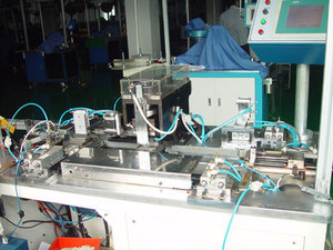 FPC automatic assembly machine