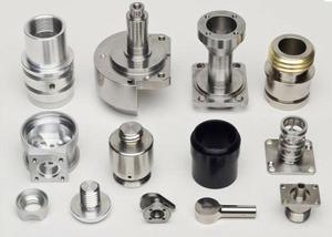 Precision non-standard processing pieces